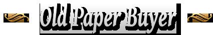 oldpaperbuyer.com